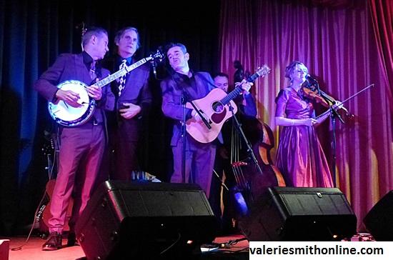 The Coal Porters, Band Bluegrass Dari Inggris Amerika